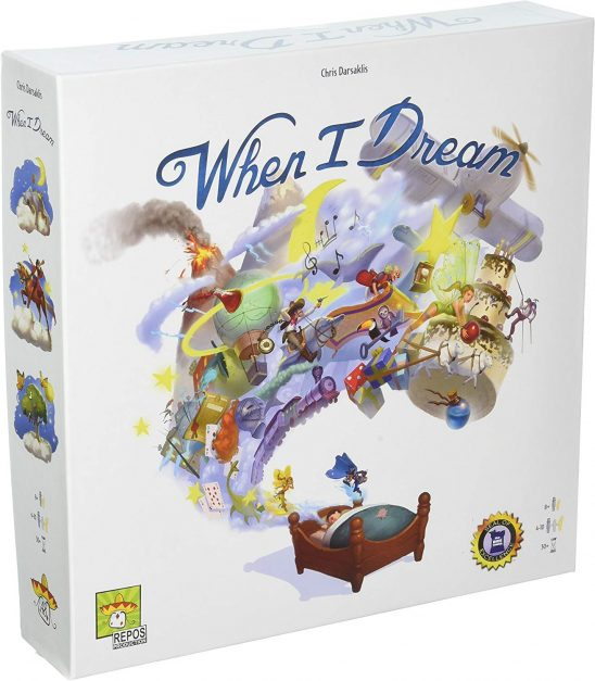 When I Dream Board Game Review