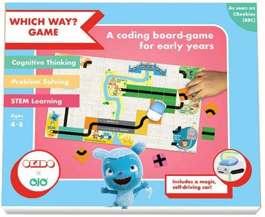 OKIDO Which Way? Coding Game Review