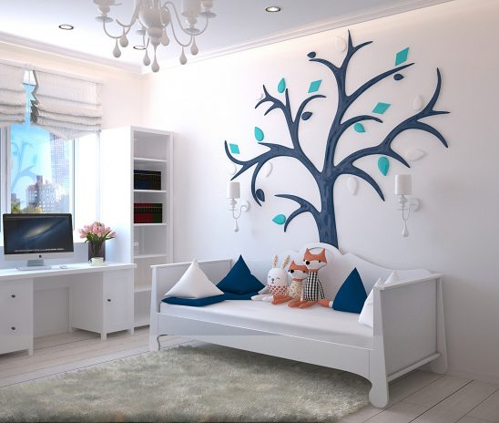 5 Useful Designs For Every Kid's Bedroom