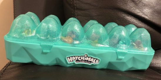 Hatchimals CollEGGtibles Royal Snowball 12 pack Review