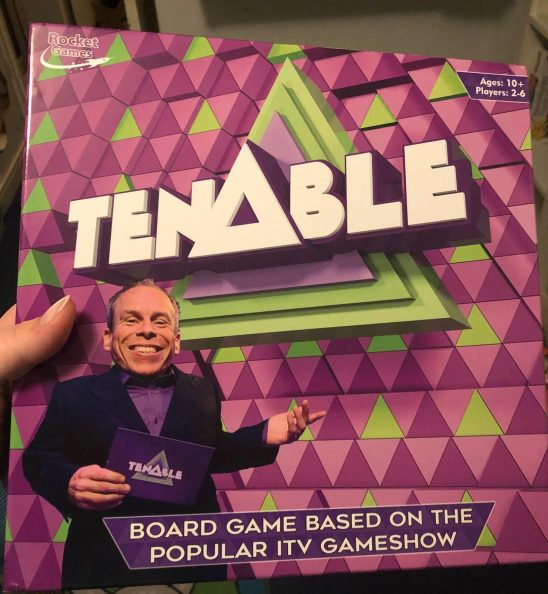 Tenable Game Review
