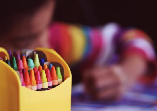 5 Great Ways To Encourage A Young Child's Creative Side.