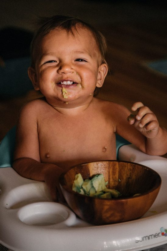 Here's How You Can Enjoy A Safe and Stress-Free Start to Baby-Led Weaning