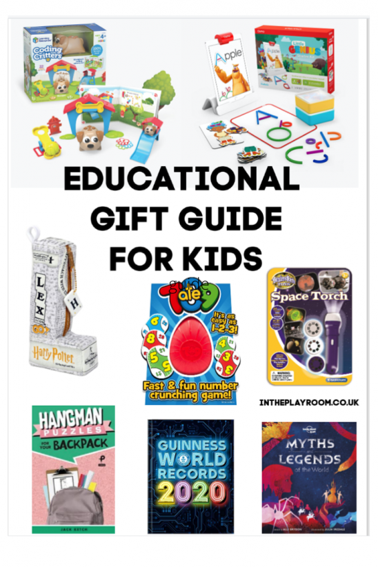 Educational Gift Guide for Kids