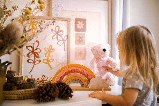 Give Your Child's Playroom A Personal Touch In 3 Easy Steps