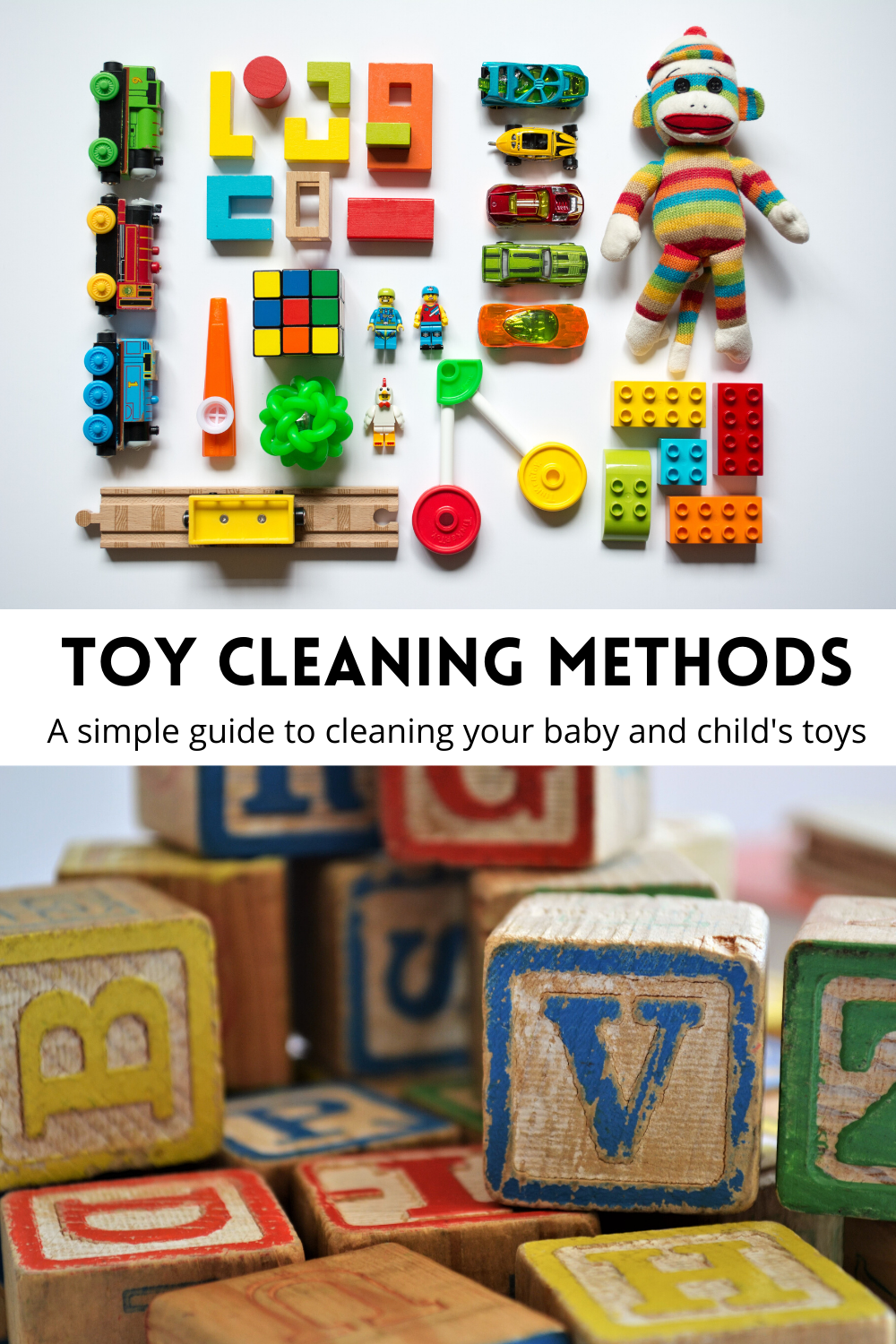 Toy Cleaning Methods