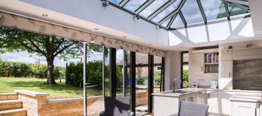 New-glass-roof-panels